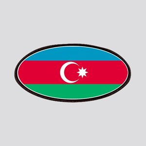 Azerbaijan - Azerbaijani National Flag Patch